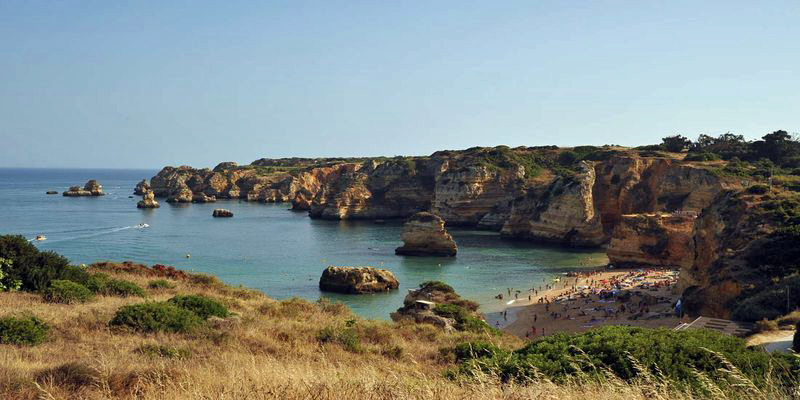 Badeurlaub in Portugal, Algarve